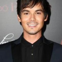 Author Tyler Blackburn