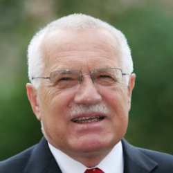 Author Vaclav Klaus