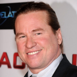 Author Val Kilmer