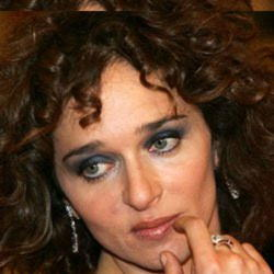 Author Valeria Golino