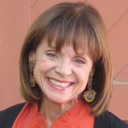 Author Valerie Harper