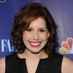 Author Vanessa Bayer