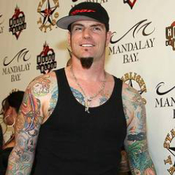 Author Vanilla Ice