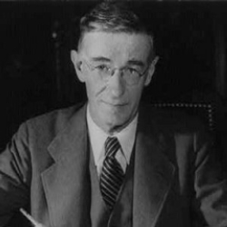Author Vannevar Bush