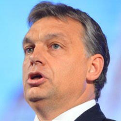 Author Viktor Orban