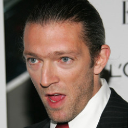 Author Vincent Cassel