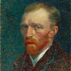 Author Vincent Van Gogh