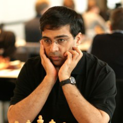 Author Viswanathan Anand
