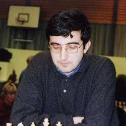 Author Vladimir Kramnik