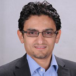 Author Wael Ghonim