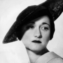 Author Wallis Simpson