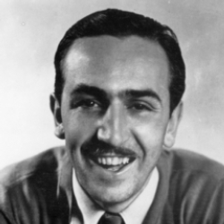Author Walt Disney