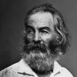Author Walt Whitman
