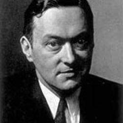 Author Walter Lippmann