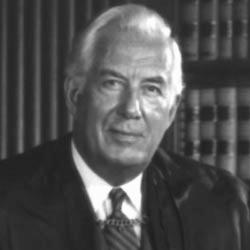 Author Warren Burger
