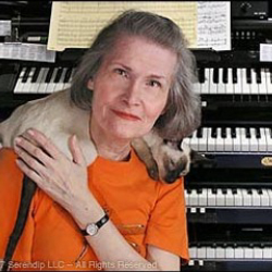 Author Wendy Carlos