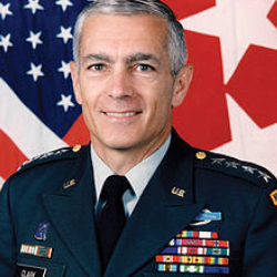 Author Wesley Clark
