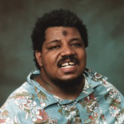 Author Wesley Willis