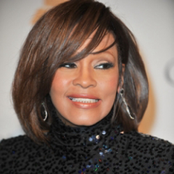 Author Whitney Houston
