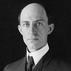 Author Wilbur Wright