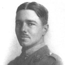 Author Wilfred Owen