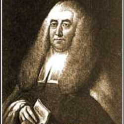 Author William Blackstone