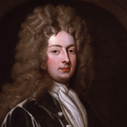 Author William Congreve