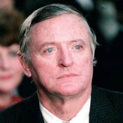 Author William F. Buckley, Jr.