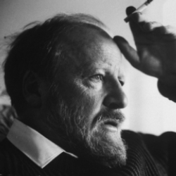 Author William Golding