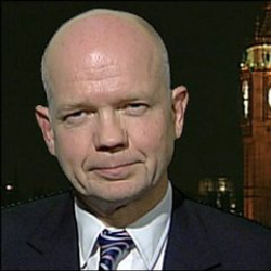 Author William Hague