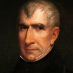 Author William Henry Harrison