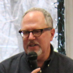 Author William Joyce
