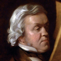 Author William Makepeace Thackeray