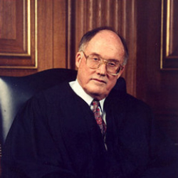 Author William Rehnquist