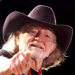 Author Willie Nelson