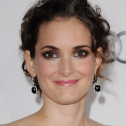 Author Winona Ryder
