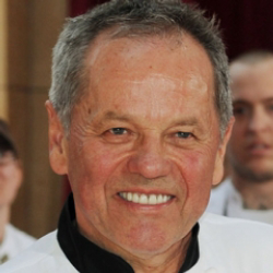 Author Wolfgang Puck