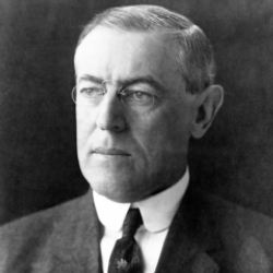 Author Woodrow Wilson
