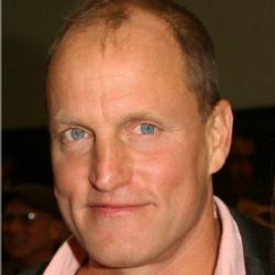 Author Woody Harrelson