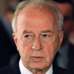 Author Yitzhak Rabin