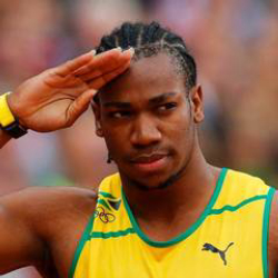 Author Yohan Blake
