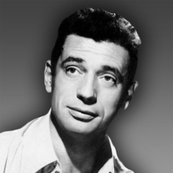 Author Yves Montand