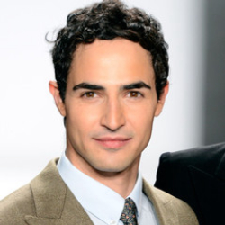Author Zac Posen