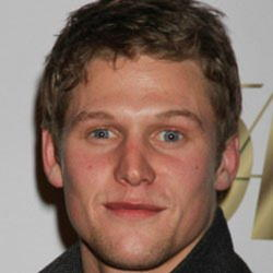 Author Zach Roerig