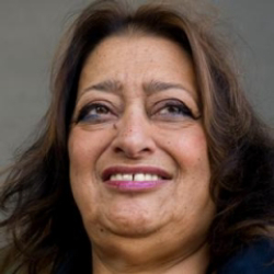 Author Zaha Hadid