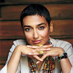 Author Zainab Salbi