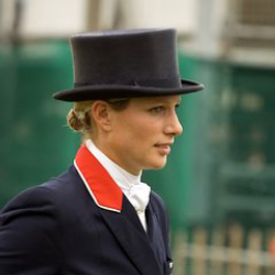 Author Zara Phillips