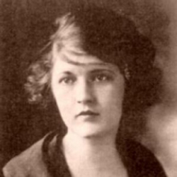 Author Zelda Fitzgerald