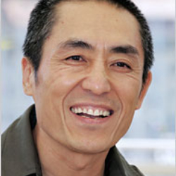 Author Zhang Yimou
