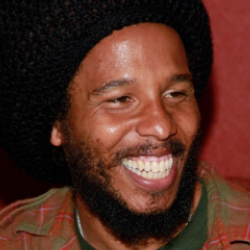 Author Ziggy Marley